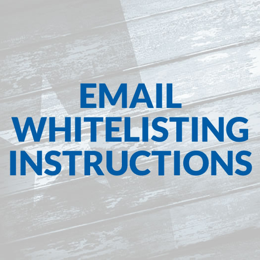 Email Whitelisting Instructions