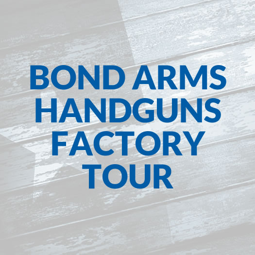 Bond Arms Handguns Factory Tour