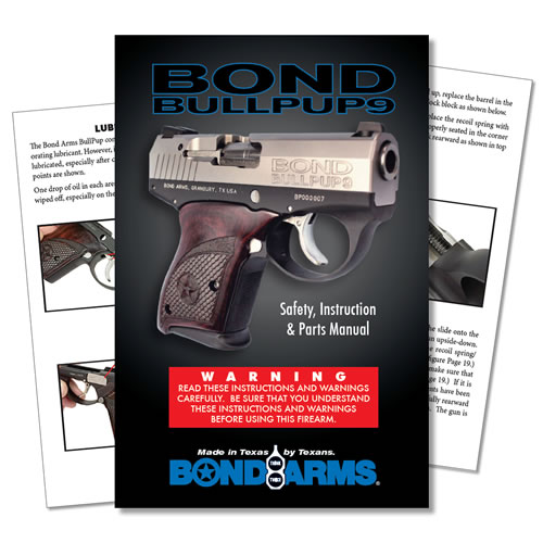 Bond Arms BullPup Manual