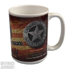 Bond Arms Coffee Mug