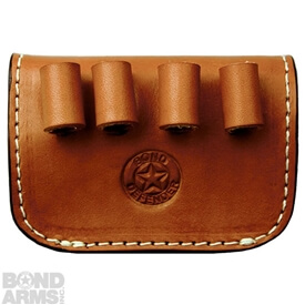 BABS - Slide Shell Leather Ammo Holder