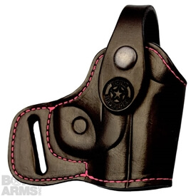 Bond Arms Backup BMT Holster Pink Stitching