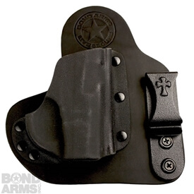 Bullpup Crossbreed Kydex Appendix Holster