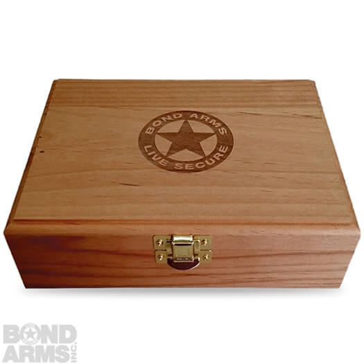 Bond Arms Display Box