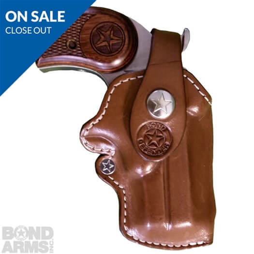 BMT -  Premium Leather Holster for the Cowboy Defender