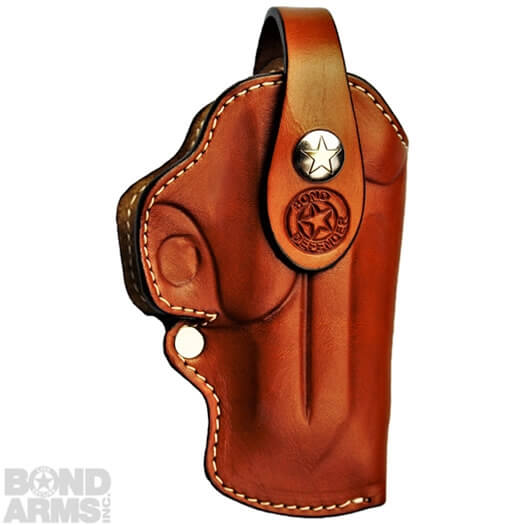 BMT Bond Arms Premium Leather Holster