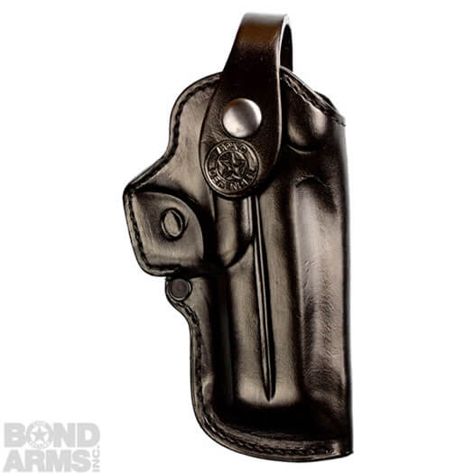 Smooth Lined Premium Leather Holster