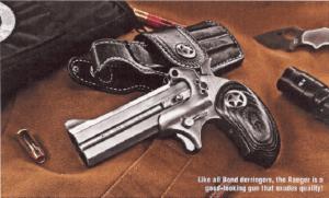 Bond Arms Ranger II Review – American Rifleman