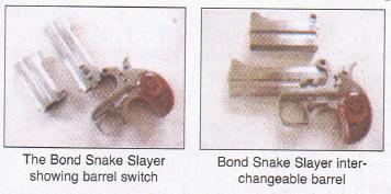 Bond Arms | Double Standard: Bond Derringers