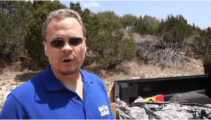 Fun At the Mike Dillard Ranch With Bond Arms