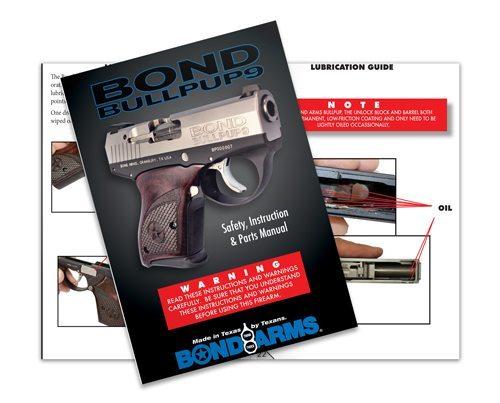 Bond Arms BUllpup Manual