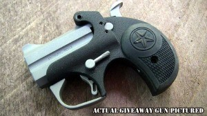 Bond Arms Backup Giveaway