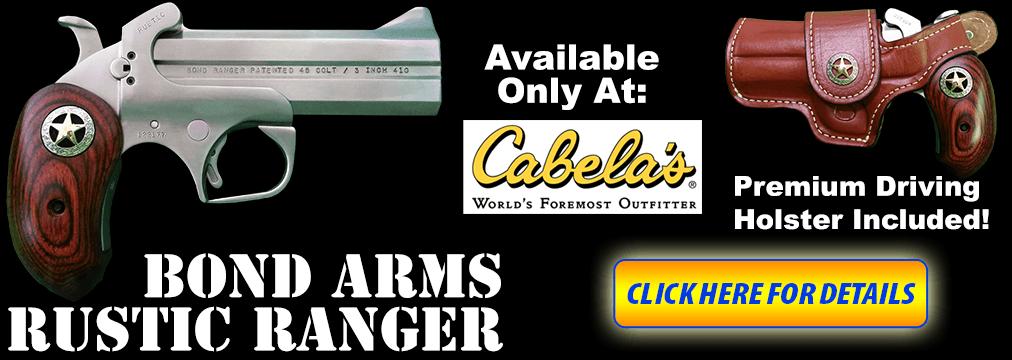 Bond Arms Rustic Ranger