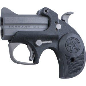 Bond Arms Backup 45 … Initial thoughts and review