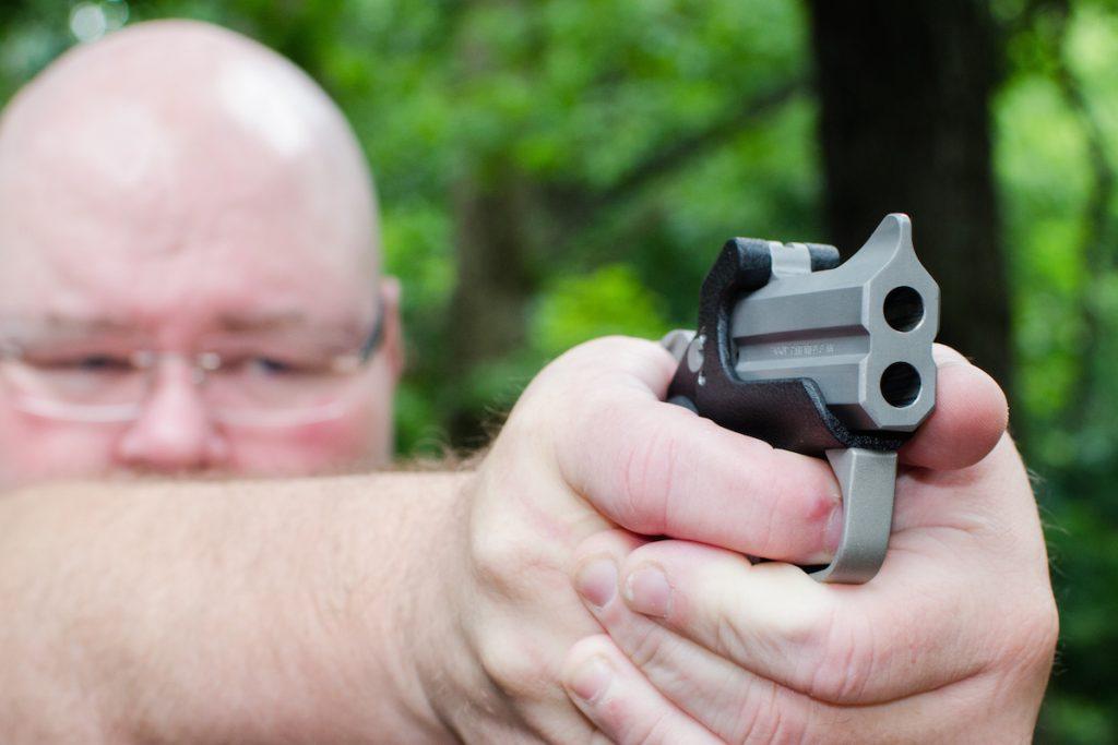 Bond Arms | 21st Century Derringer! Bond Arms Back Up  45