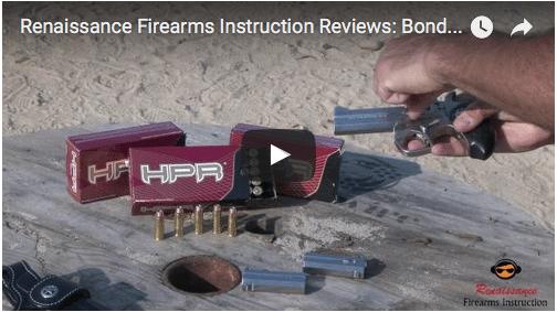Renaissance Firearms Instruction Reviews: Bond Arms