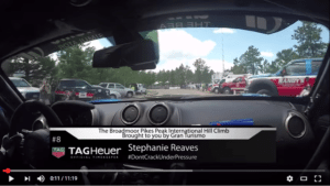 Stephanie Reaves Is Fastest Woman In The History Of The Broadmoor Pikes Peak International Hill Climb After 100th Anniversary Race Performance