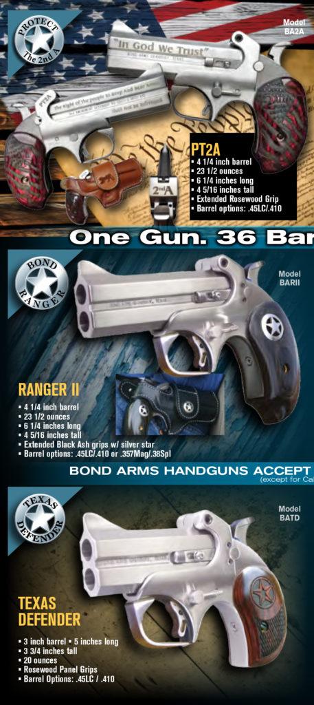 Bond Arms | Free Brochure Download – TV