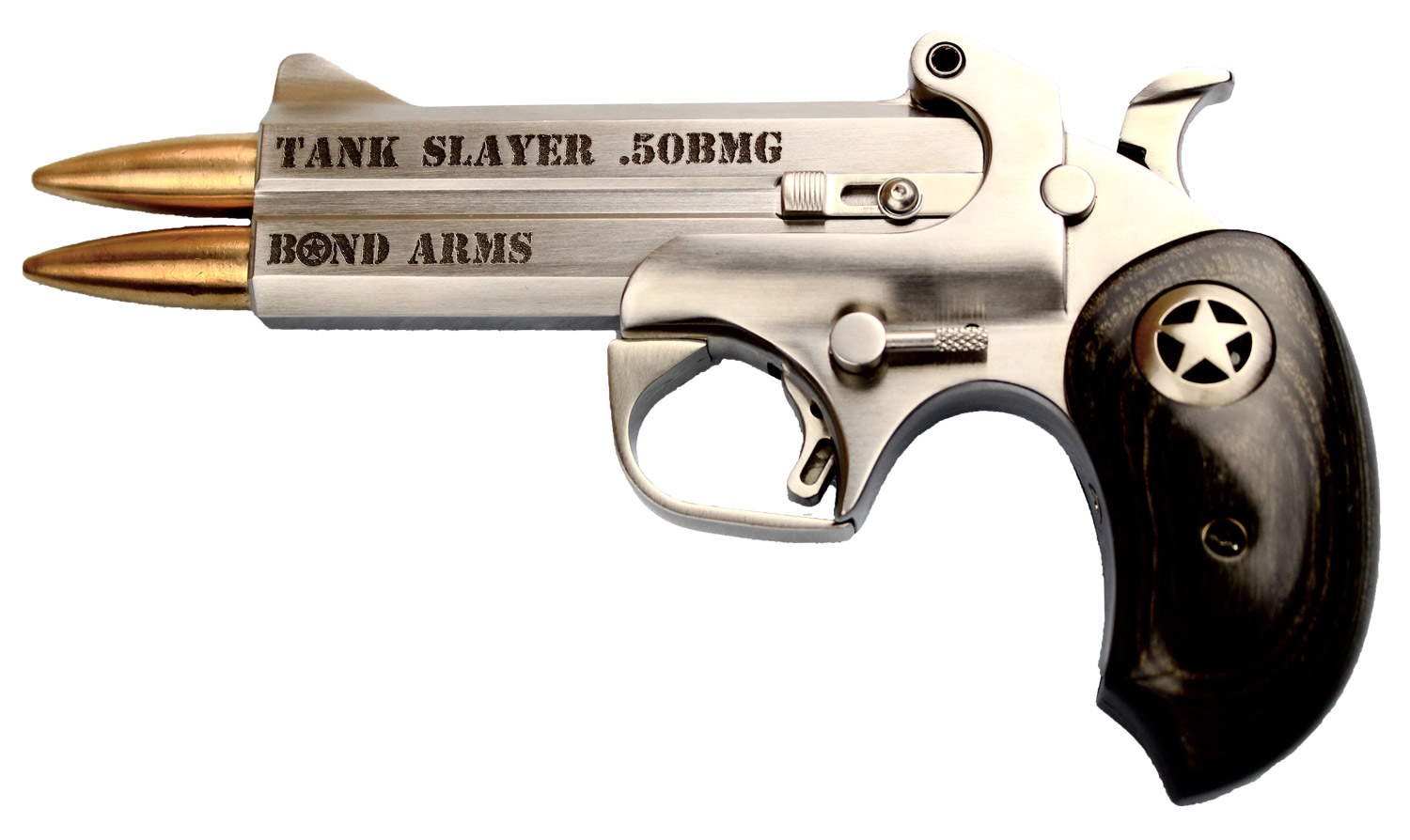 4 25 inch tank slayer barrel non functioning does not include
