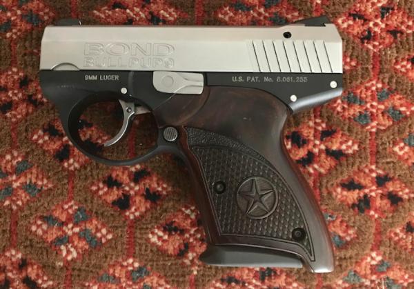 Bond Arms   Gun Review: Bond Arms Bullpup 9mm   The Truth