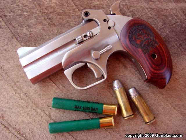 Bond Arms | Bond Arms  45 Colt/  410 Shotshell Snake Slayer