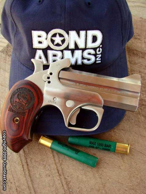 Bond Arms 410 Shotshell Snake Slayer The Derringer Perfected